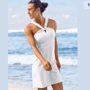 NWT Athleta kiki swim dress small